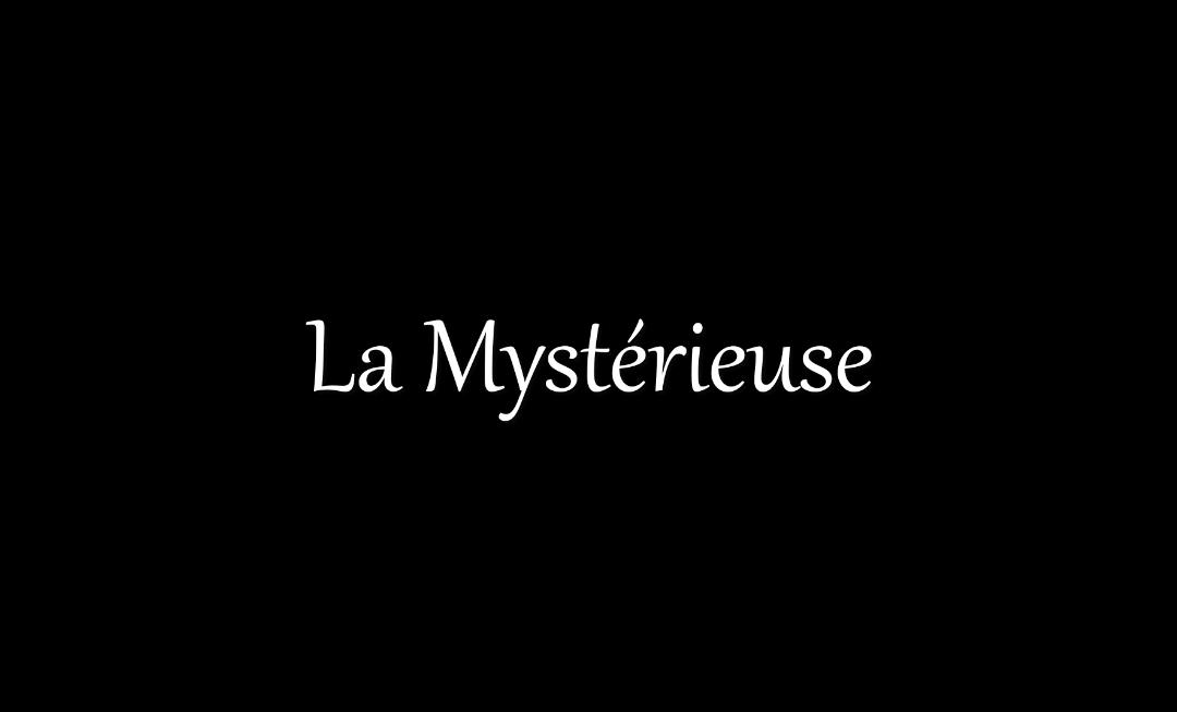 """Découvrez """"La Mystérieuse"""", de Sylvie et ses comparses Christine et Frédéric"""