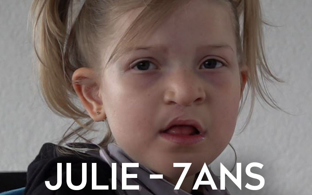Ma maladie rare – Julie – Oser demander de l'aide – 36.9°