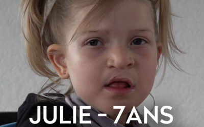Ma maladie rare – Julie, 7 ans – Oser demander de l'aide – 36.9°